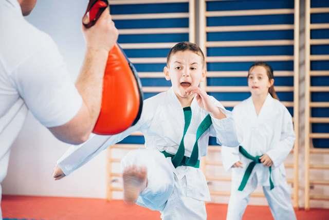 Fitness, Legendary Martial Arts