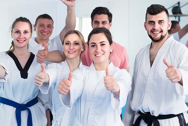 Karateadult1.2, Legendary Martial Arts