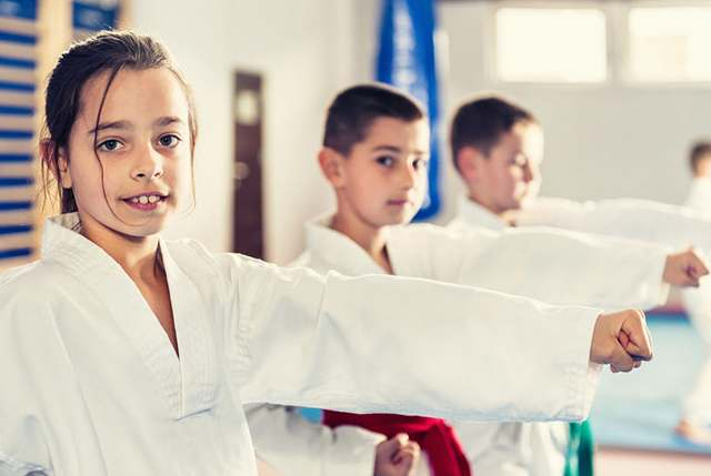 Kidsadhdjpg, Legendary Martial Arts