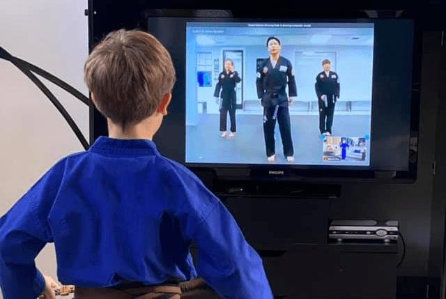 Kidsvirtualnologo, Legendary Martial Arts
